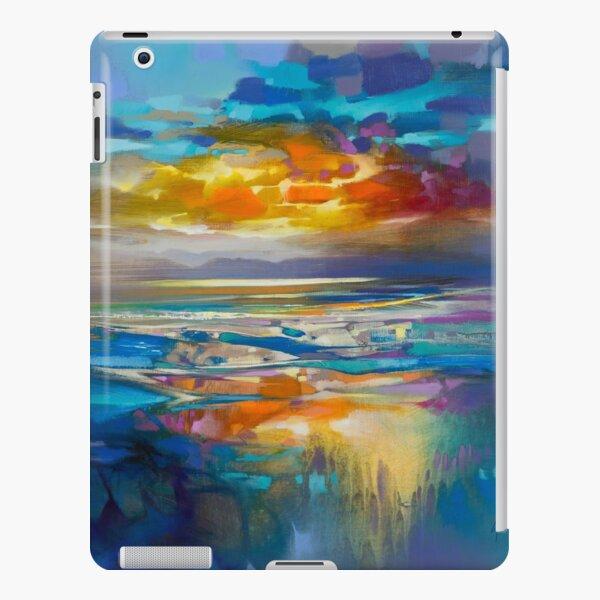 Liquid Cyan  iPad Snap Case