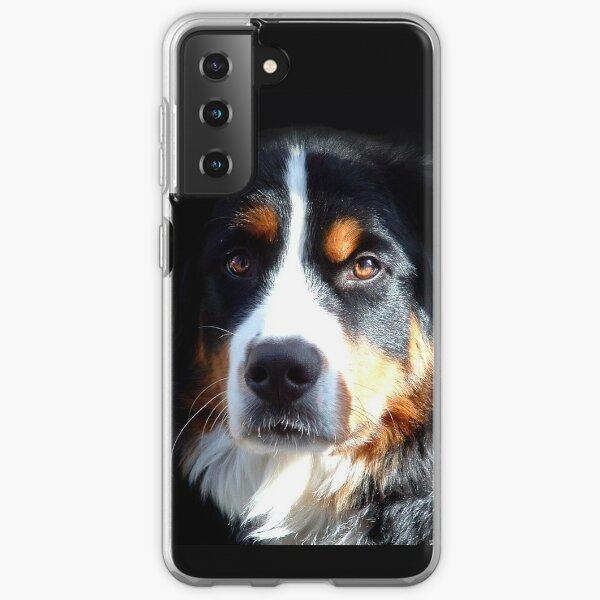 Bernese Mountain Dog Samsung Galaxy Soft Case