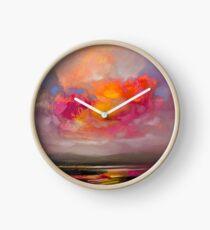 Primary Cuillins Clock