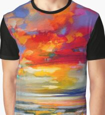 Vivid Light 2 Graphic T-Shirt