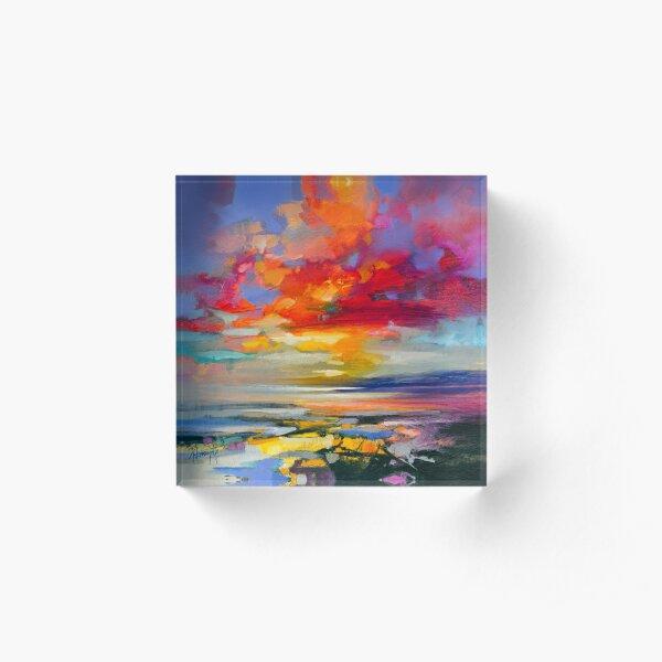 Vivid Light 2 Acrylic Block