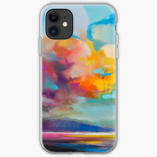 Vapour iPhone Soft Case