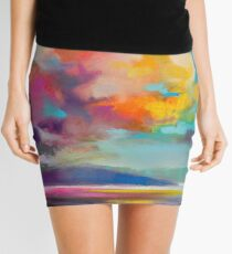 Vapour Mini Skirt