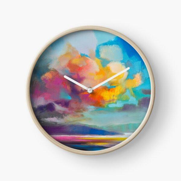 Vapour Clock