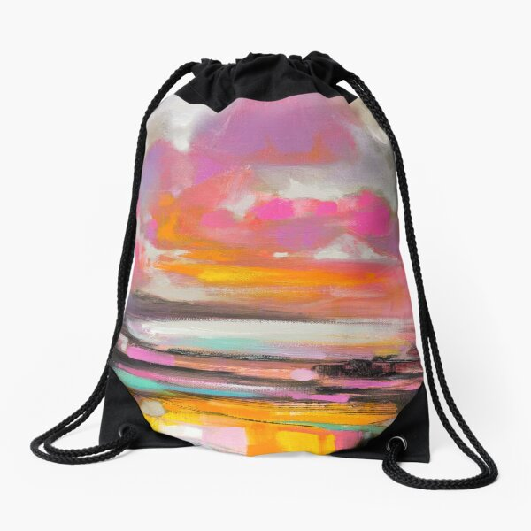 Resonance Study 1 Drawstring Bag