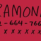 her name is ramona by Robin Noon