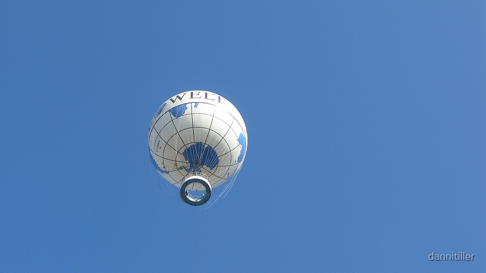Up Up and Away by dannitiller