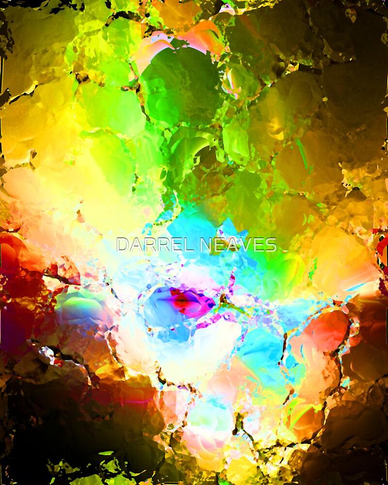 rainbow stones by DARREL NEAVES