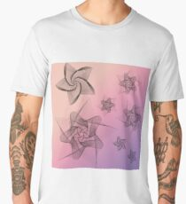 geometric star  Men's Premium T-Shirt