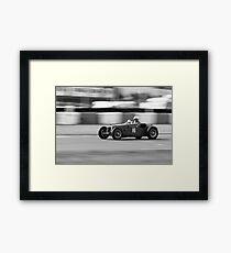16 Framed Print