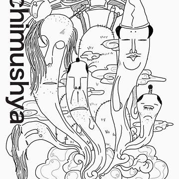 ochimushya by redbull