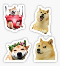 doge sticker pack Sticker