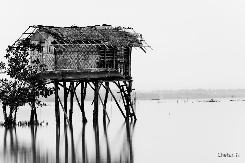 Sea House 1 by Chetan R