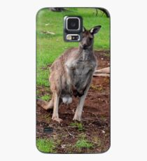 Kangaroos, Whats up Down Under Case/Skin for Samsung Galaxy