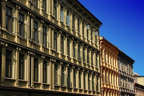 Oslo Streets by Marcin Retecki