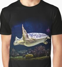 loggerhead - turtle Graphic T-Shirt