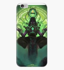 Embrace Nothingness iPhone Case