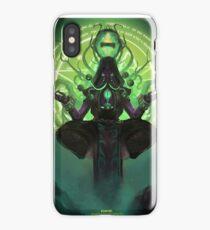 Embrace Nothingness iPhone Case