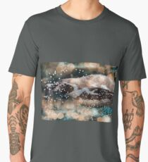 Penguin Diving Men's Premium T-Shirt