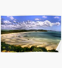 punsand bay cape york peninsular  Poster