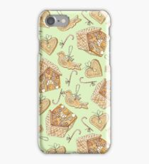 Gingerbread iPhone Case/Skin