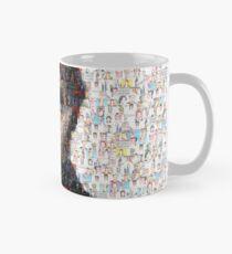 David Bowie Mosaic Art 3 Mug