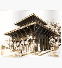Nepal Peace Pagoda (Brisbane, Australia) Poster