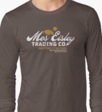 Mos Eisley Trading Co. Long Sleeve T-Shirt
