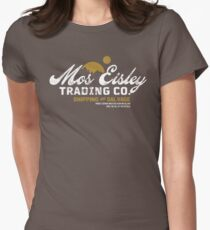 Mos Eisley Trading Co. Women's Fitted T-Shirt