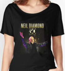 Diamond 50 th anniversary tour Women's Relaxed Fit T-Shirt