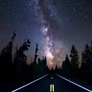 MIlky Way Drive by Bo Insogna