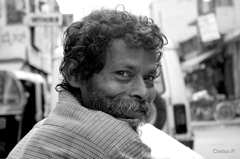 Indian Portraits1 by Chetan R
