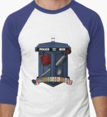 The Fan Crest Men's Baseball ¾ T-Shirt