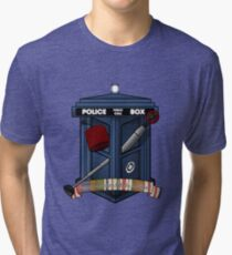The Fan Crest Tri-blend T-Shirt