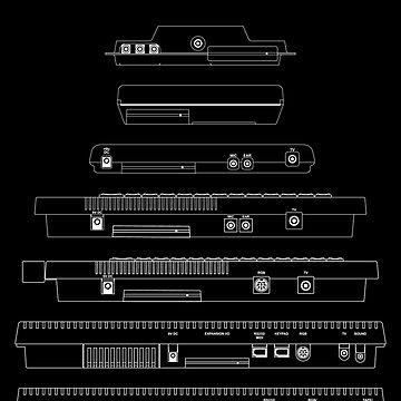 Sinclair Evolution in Black by destinysagent