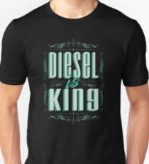 91d35281 Diesel Is King Design Slim Fit T-Shirt