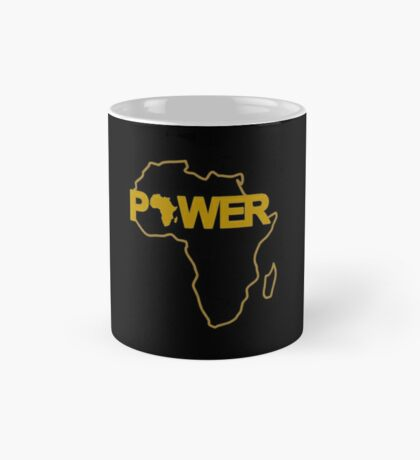 Black Power 3.0 Mug
