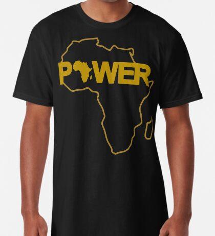 Black Power 3.0 Long T-Shirt
