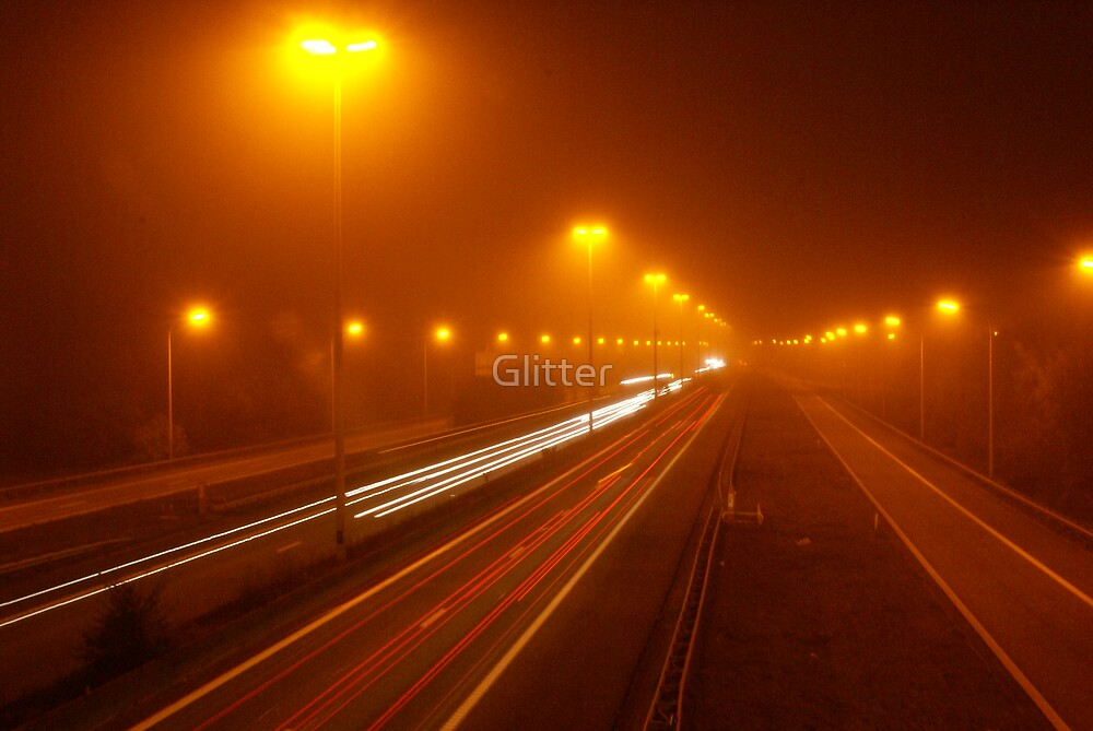 Highway to hell? by Glitter