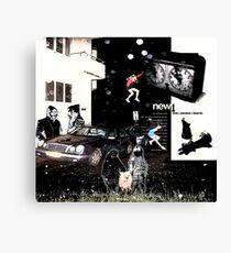 Brand New Album Collage Canvas Print