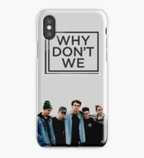 why dont we collage iPhone Case/Skin