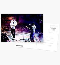 John Mayer @ Royal Albert Hall 17th Sept 2007 Postcards