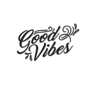 Good Vibes by Marcargrafico