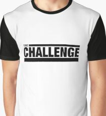 MTV The Challenge Merchandise Graphic T-Shirt