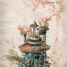 Hic Sun Leones, by Sandro Castelli (Shimmer 35) by bethwodzinski
