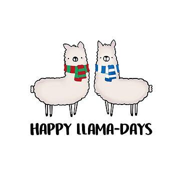Happy Llama-Days by staceyroman