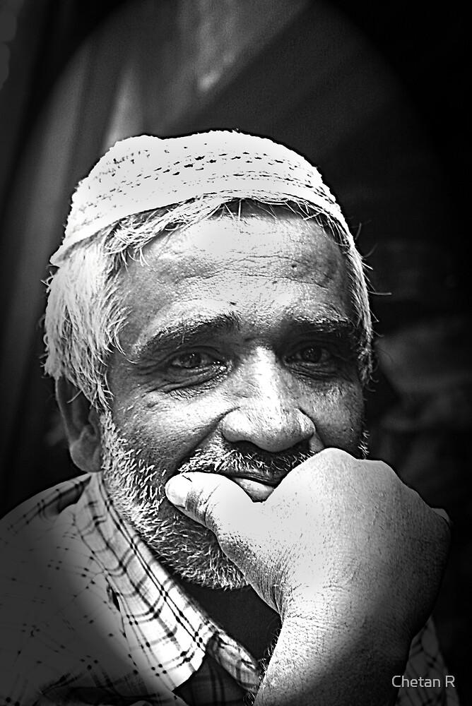 Indian Portraits3 by Chetan R