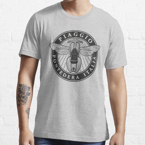 Piaggio Pontedera Italia (dark print) Essential T-Shirt
