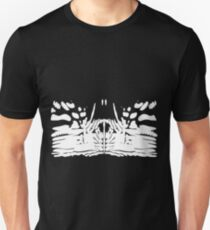Pulsing butterfly wings Circa 1963 Unisex T-Shirt