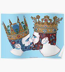 zwei Königreiche  Poster